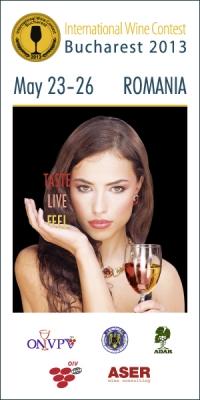 Concurs Internaţional de Vinuri la Bucureşti, în 23-26 mai