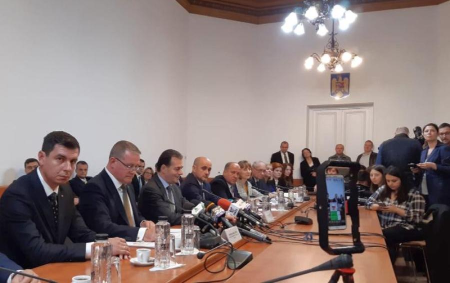"""Premierul despre Casa de Comerț Unirea: """"Vremea Gostat-urilor a trecut"""""""