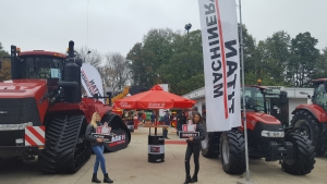 Titan Machinery vă invită la IndAgra 2018